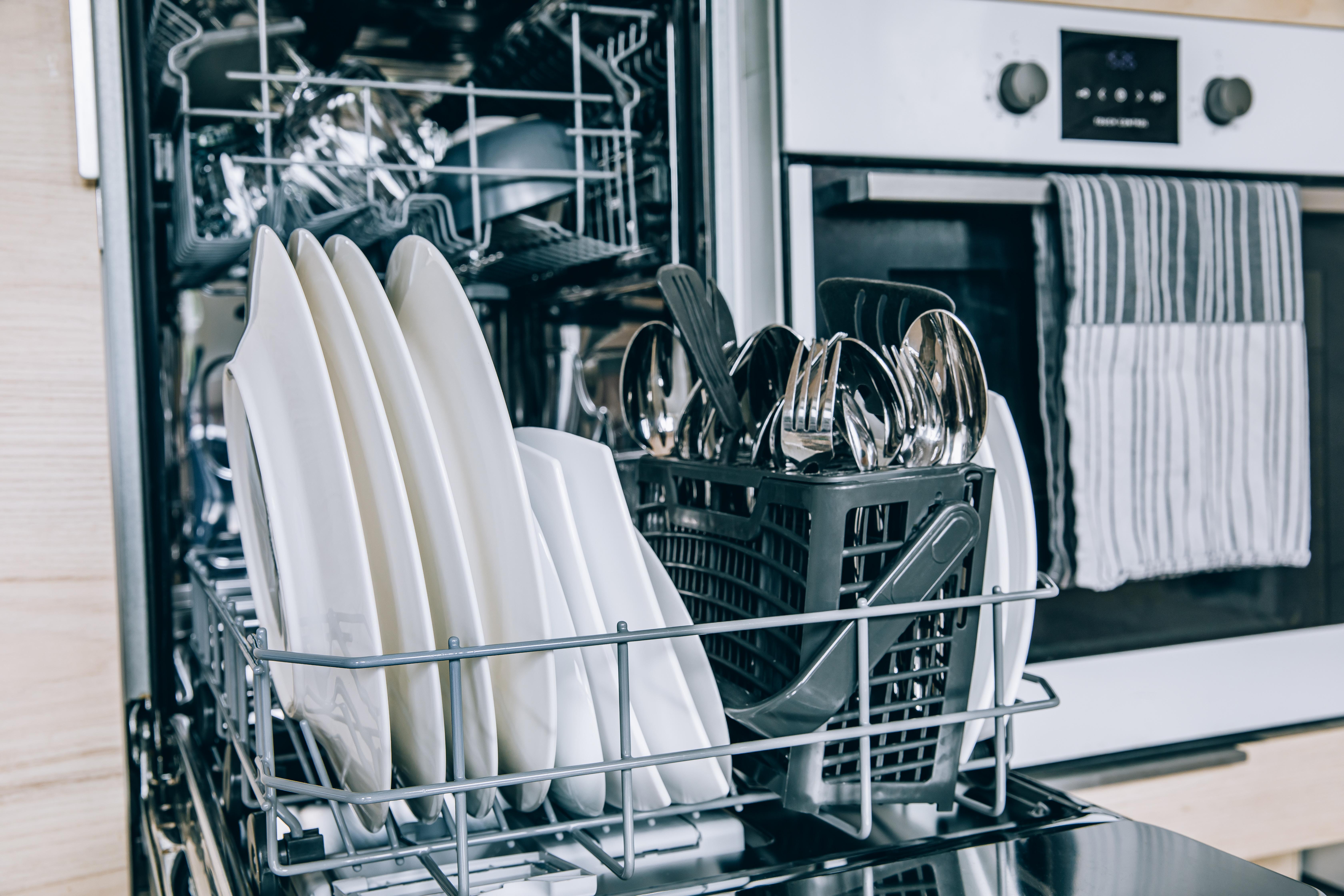 Bulaşık Makinesi İle Kolay Temizlik